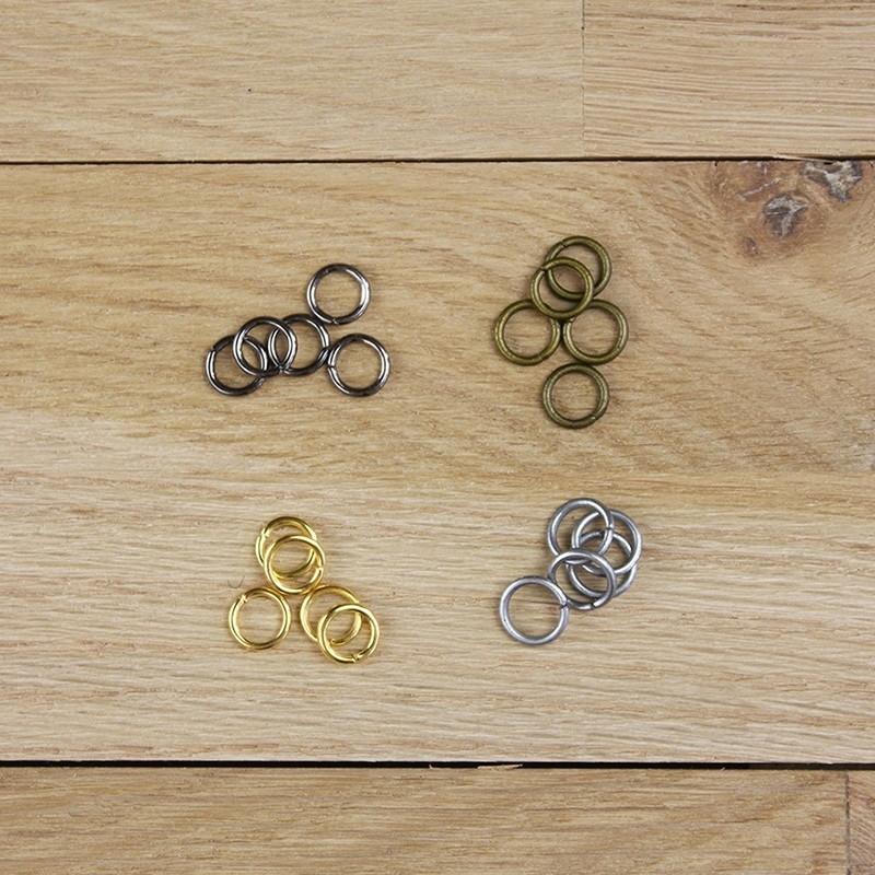 les anneaux marqueurs de mailles