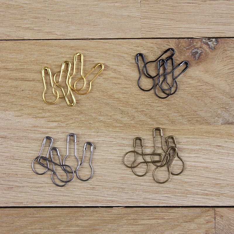 removable stich markers bulb pins