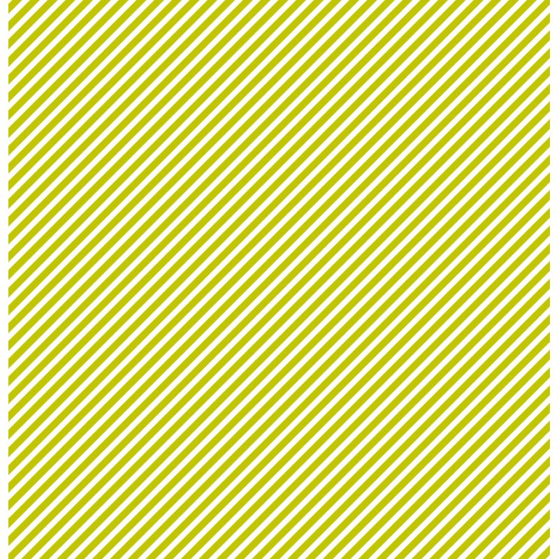 cardstock étoile - rayure vert