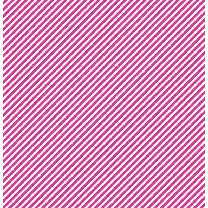 cardstock étoile - rayure fuschia