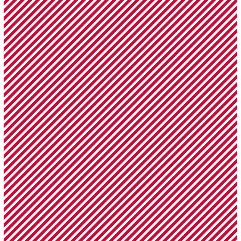 cardstock étoile - rayure rouge