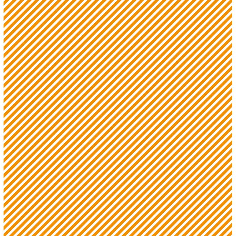 cardstock étoile - rayure orange