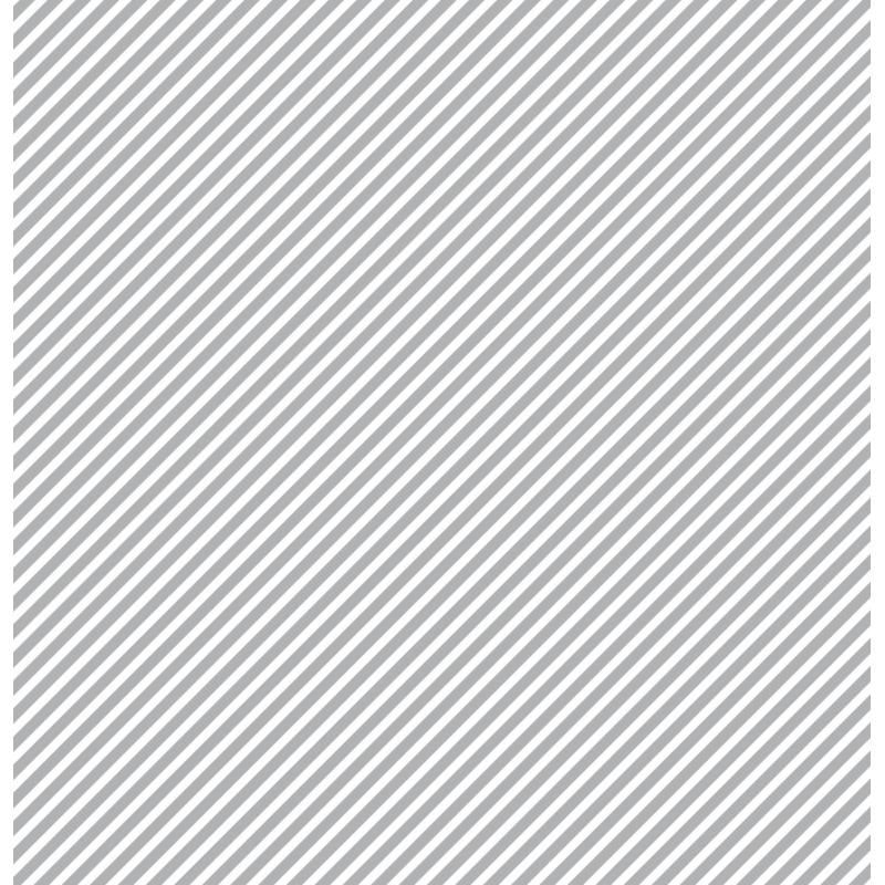 cardstock étoile - rayure gris