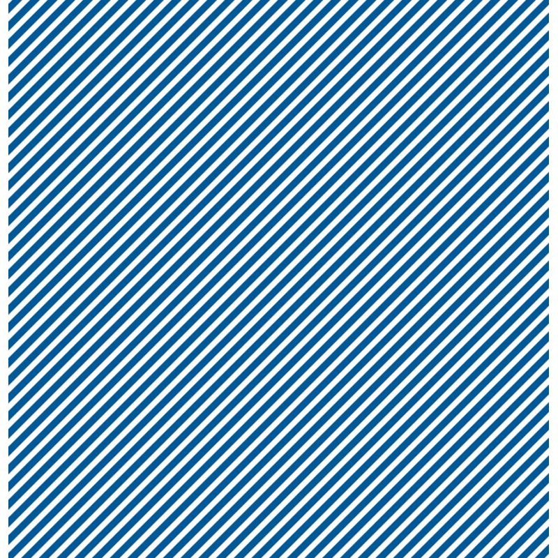 cardstock étoile - rayure bleu électrique