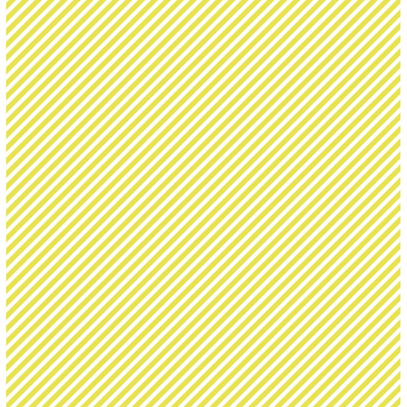 cardstock étoile - rayure vert lime