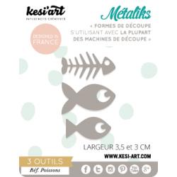métaliks poissons