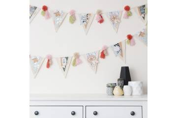 Maxi garland to decorate