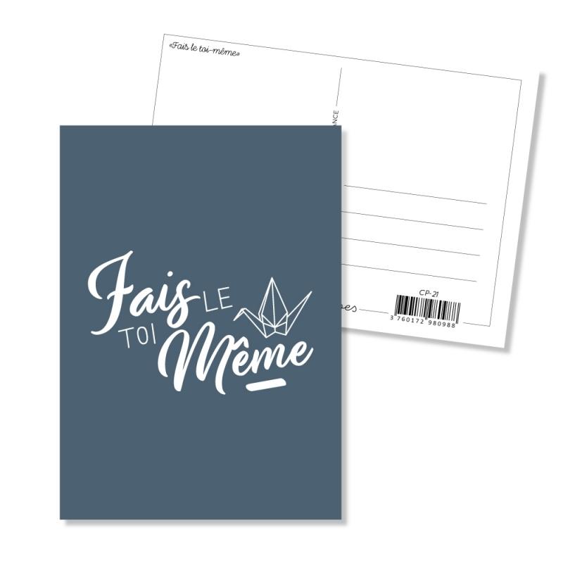 postcard - do it yourself