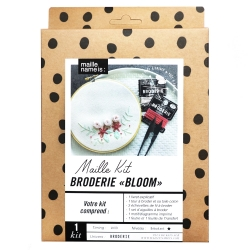 Maille Kit - Broderie Bloom