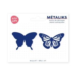 1 outil de découpe métaliks - polaroid