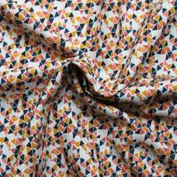 Printed viscose fabric - Lula