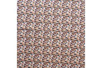 Printed viscose fabric - Lula