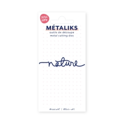 mini métaliks marque-date