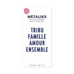 Dies métaliks - Quatuor famille