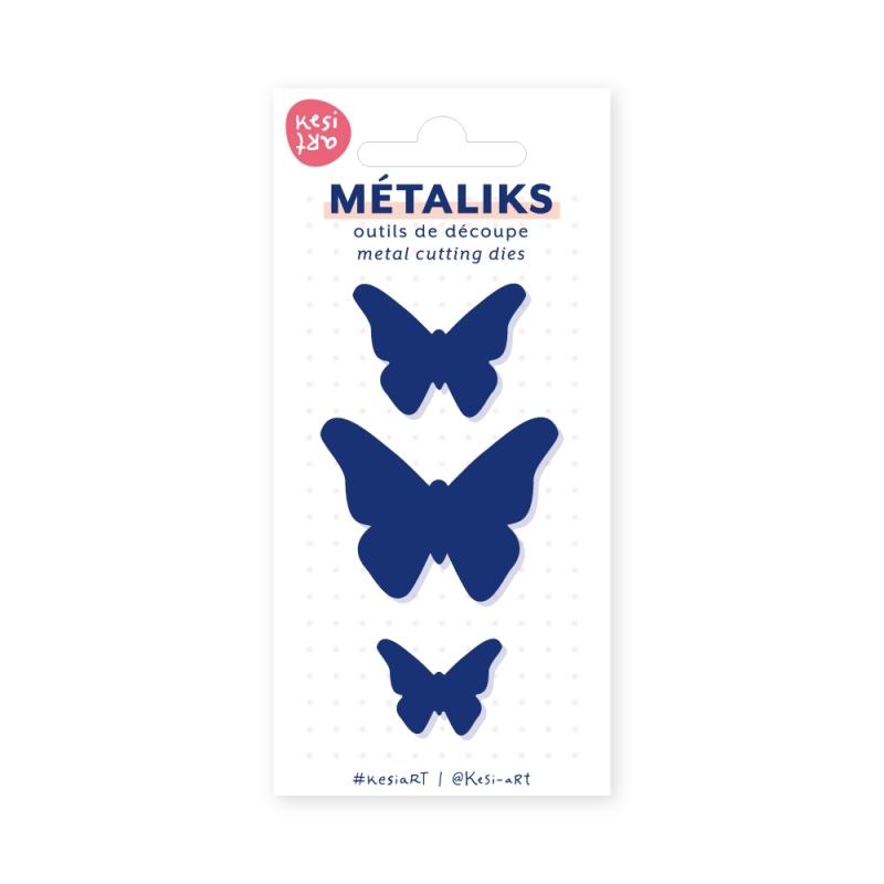 Dies métaliks - Butterfly