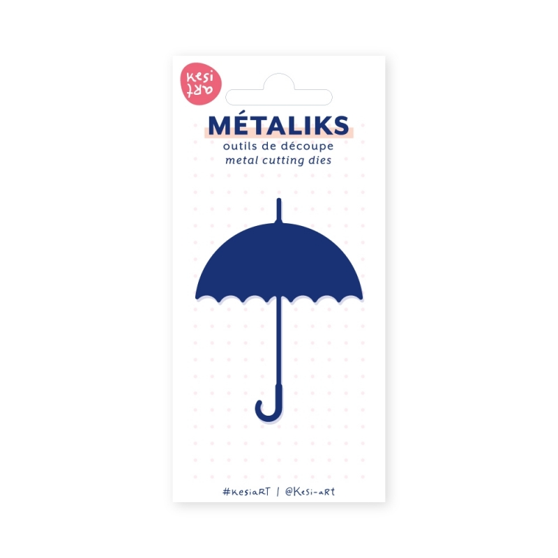 Dies métaliks - Parapluie