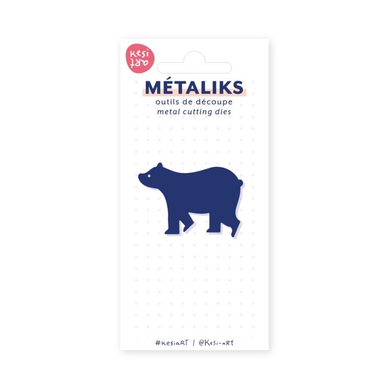 Metaliks cutting tool - Bear