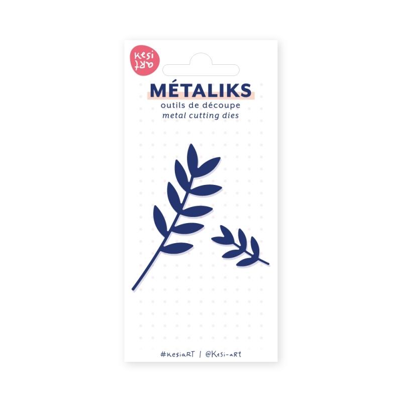 Dies métaliks - Branchages