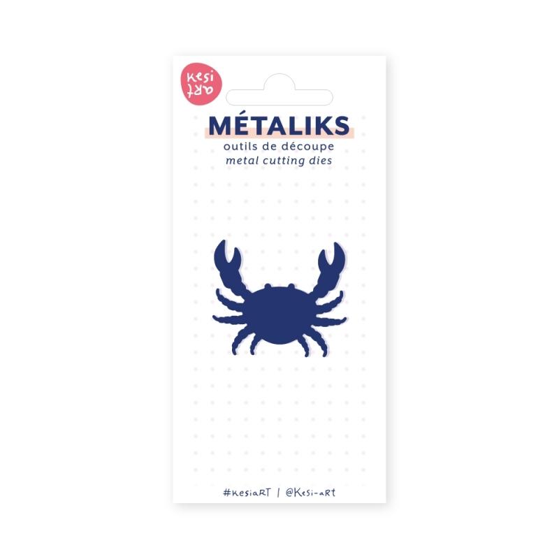 Metaliks cutting tool - Crab