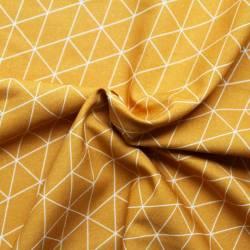 printed viscose fabric by meter - lula