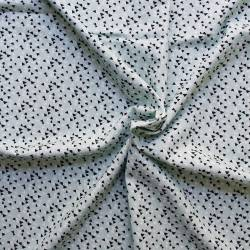 Tissu viscose imprimé - Ouka