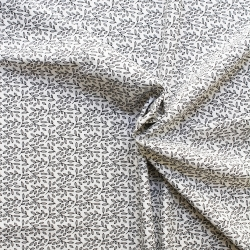 Printed batiste cotton...