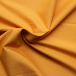 Plain dyed viscose fabric - Mustard