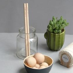 Baguettes en bois naturel