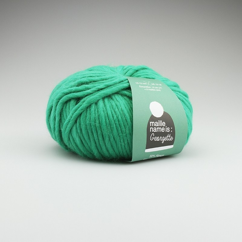Alpaca Georgette yarn