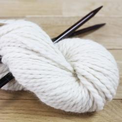 Aiguilles droites à tricoter