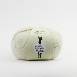 Baby alpaca Paulette yarn ball