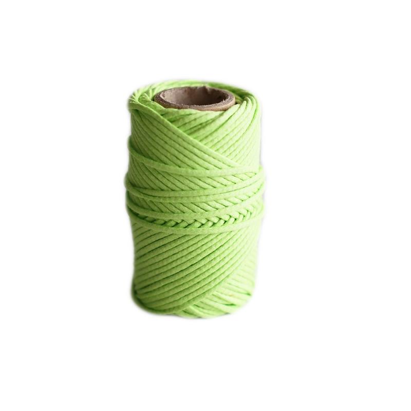 Fil coton wax 1 mm