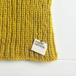 Beanie hat knitting pattern...