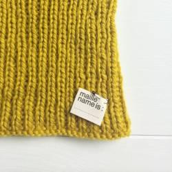 Patron tricot bonnet Barnabé