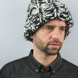 Patron tricot bonnet Donat