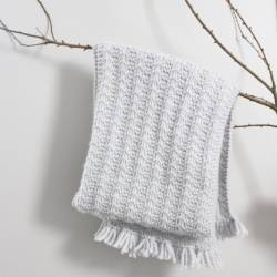Scarf knitting pattern - Charlie