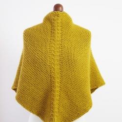 Patron chèche au tricot - Marcel