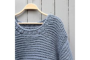 Sweater knitting pattern - Roderick