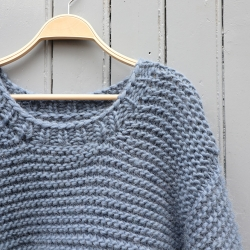 Sweater knitting pattern - Roderick