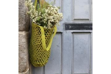Storage bag hook pattern - Sacha