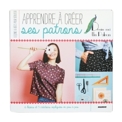 Book - Learn to create sewing patterns
