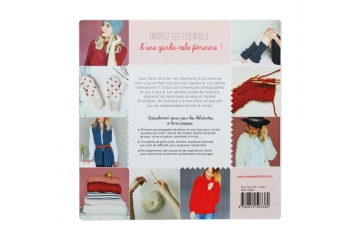 Livre - Apprendre à tricoter ses vêtements et accessoires