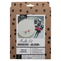 Embroidery kit - Bloom