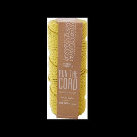 Fil coton pour macramé 3 mm