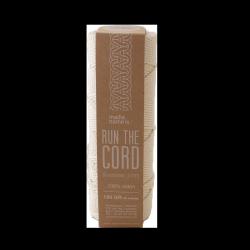 Fil coton pour macramé 1,5 mm - Blanc naturel