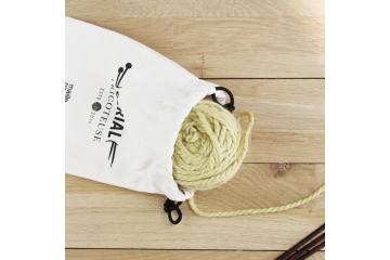 Sac polochon - Serial tricoteuse