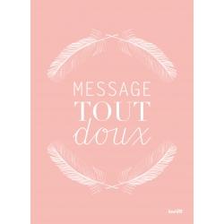 Carte postale - Message...