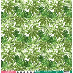 Papier 30 x 30 cm - Papeete
