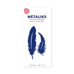 Metaliks cutting tools - Feathers