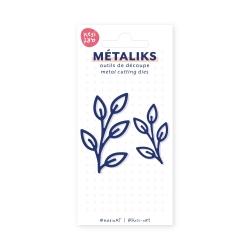 Dies métaliks - Feuillus